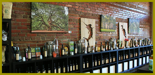 Lowcountry Charleston Olive Oil and Balsamic Vinegar Variety