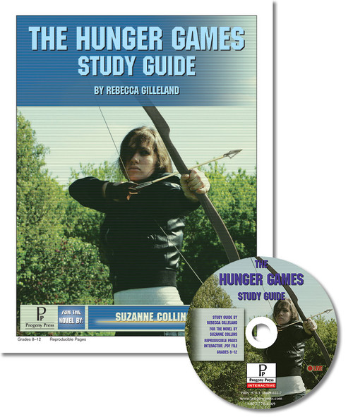 The Hunger Games unit study guide for literature, from a Christian perspective
