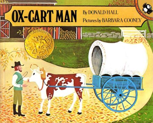 Ox-Cart Man story book novel
