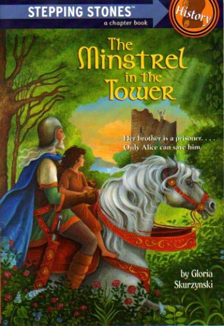 The Minstrel in the Tower Story Book Novel