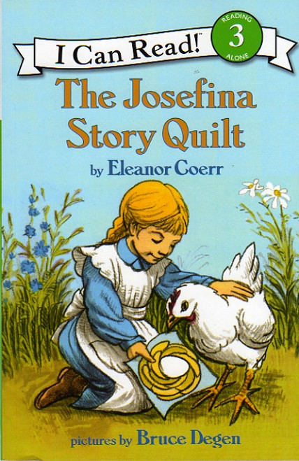 The Josefina Story Quilt story book