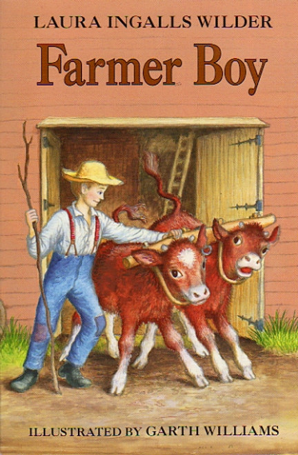 Farmer Boy story book