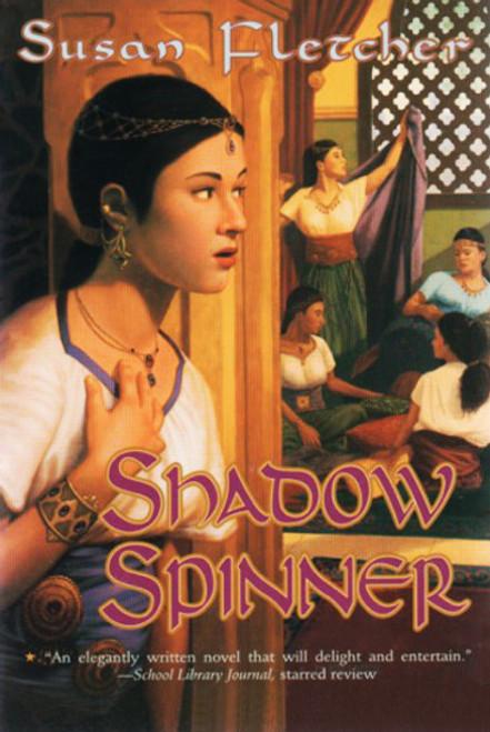 Shadow Spinner story book novel