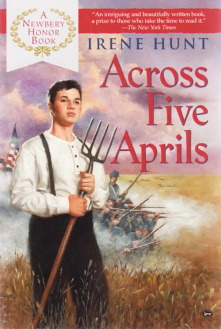 Across Five Aprils story book novel