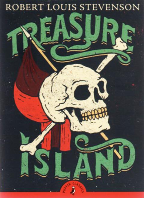 Treasure Island story book novel