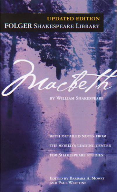 Macbeth story book novel