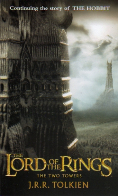 The Lord of the Rings: The Two Towers story book novel