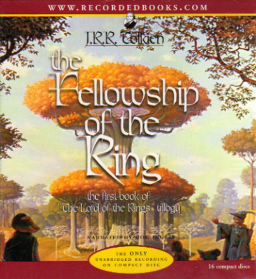 The Lord of the Rings: The Fellowship of the Ring Audio Book Story