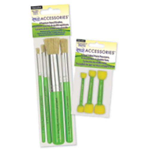 Stencil Brushes & Pouncers