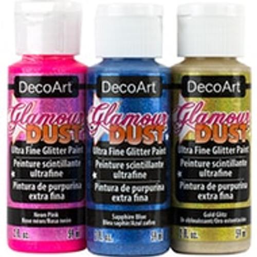 Glamour Dust Glitter Paint Neons