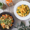 PUMPKIN MAC AND CHEESE with THYME