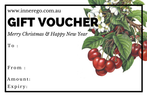 Give the gift of great health this Christmas. We will post you or your loved one a beautiful christmas gift card to the value of your choice.