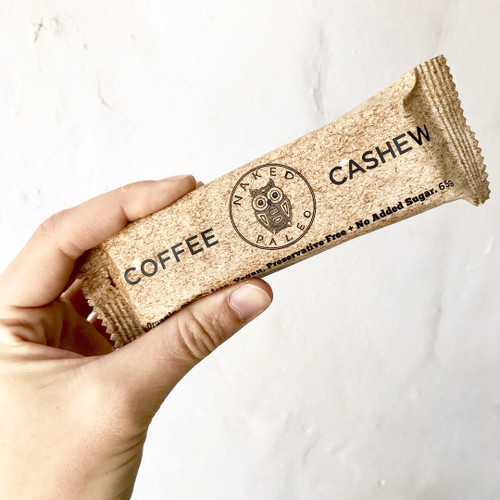 COFFEE AND CASHEW - NAKED PALEO