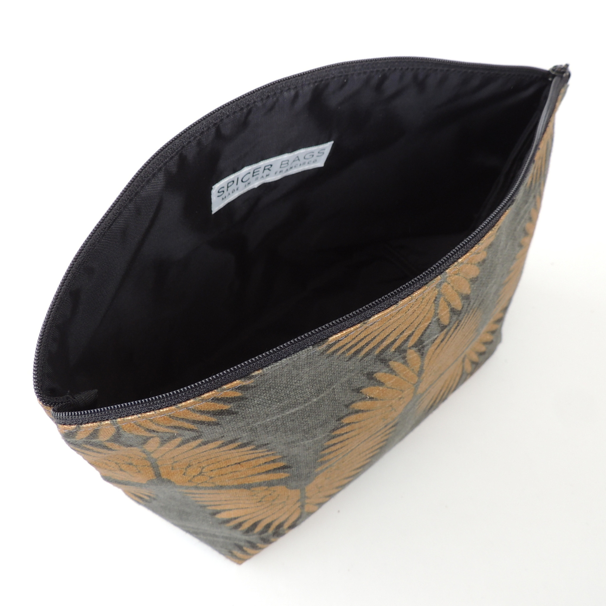 Large Standing Pouch in Modara