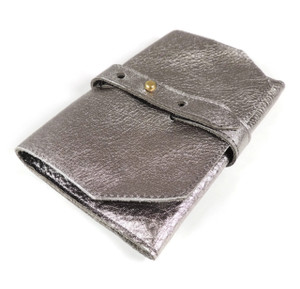 Cord Roll in Pewter