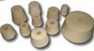 #8.5 Drilled Rubber Stopper