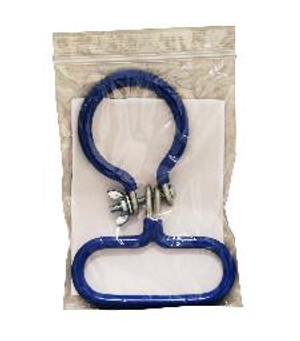 Blue Carboy Handle for 6.5 gallon carboy