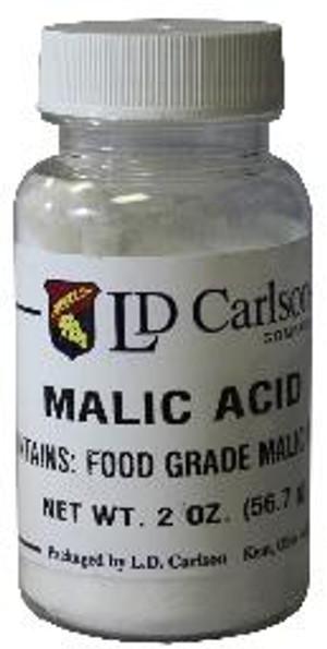 Malic Acid 2 Oz.