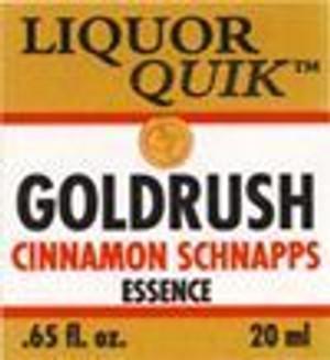 Goldrush Cinnamon Schnapps LQ E