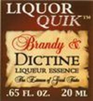 Brandy & Dictine Liqueur LQ Ess