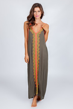 TREZO LAVI Uluwatu Maxi Dress