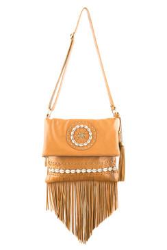 TREZO LAVI Tahiti Bag in Tan
