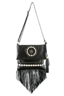 TREZO LAVI Tahiti Bag in Black