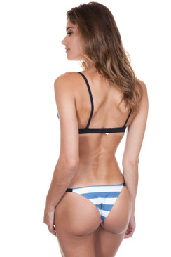 SOLID AND STRIPED Mia Ice Stripe Bottom
