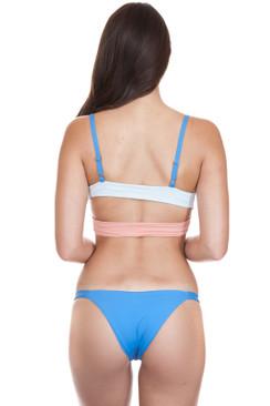 TAVIK Heather Bottom in Sea Blue