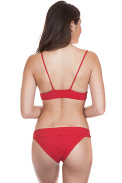 BOYS AND ARROWS Scout Bottom in Red