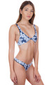 ACACIA Spain Top in Blue Magnolia