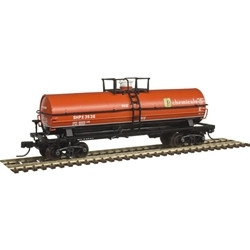 Atlas Master N 50003750 ACF 11,000 Gallon Tank Car (with Platform), PPG Chemicals SHPX #3536