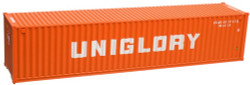 Atlas N 50003858 40' Standard Height Container Uniglory Set #1