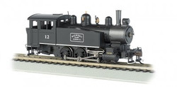 Bachmann HO 52103 Porter Side Tank 0-6-0  w/DCC Midwest Quarry & Mining Co. #12