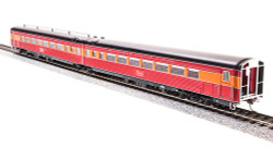 BLI/PCM Broadway Limited Imports HO Scale Ready to Run Southern Pacific Morning Daylight (1941 Prewar) Articulated Chair 2-Car Set w/Antenna, Chair W #2474 & Chair M #2473