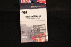 BLMA N 96, Detail Parts-Windshield Wipers Set