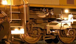 BLMA N, Detail Parts-Diesel Locomotive Step (Safety) Lights