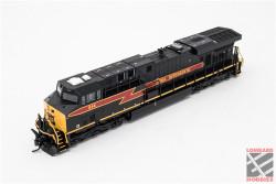 Fox Valley Models FVM70288 N Scale GE ES44AC DCC Ready Iowa Interstate #514