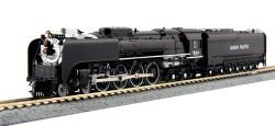 KATO N Scale Union Pacific FEF-3 #844 Steam Locomotive