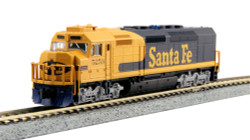 Kato N, DCC Ready, EMD SDP40F Type IVa, Santa Fe AT&SF#5267