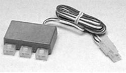 "Kato N/HO 24-827 Unitrack 3-Way Extension Cord 35"""