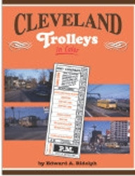 Morning Sun Books, Cleveland Trolleys In Color