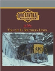 Morning Sun Books, Ohio Central In Color Volume 1: Southern Lines