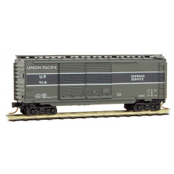 Micro Trains Line 023 00 270 40' Standard Double Door Boxcar Union Pacific UP #9218