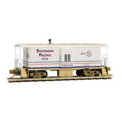 Micro Trains 130 00 250 31' Bay Window Caboose Southern Pacific #1776
