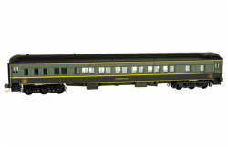 Micro Trains Line 142 00 150 12-1 Heavyweight Sleeper Car Canadian National CN - Armitage