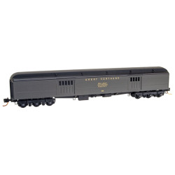 Micro Trains Line 147 00 020 70' Heavyweight Express Baggage Car Great Northern # 400