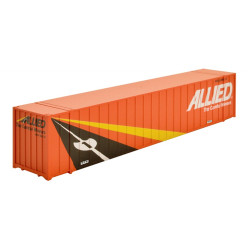 Micro Trains Line 46800101 48' Rib Side Container Allied Van Lines #280073