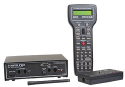 NCE DCC 5240002 PH-PRO-R Wireless 5 amp Starter Set
