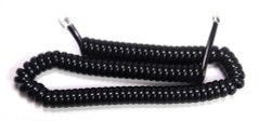 NCE DCC 5240209 RJ 6' Coil Cord for Cabs